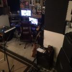 Rack/ Monitors/ Recording Gear